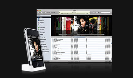 iTunes � iPhone