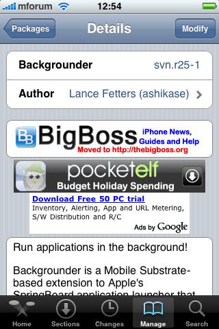 Backgrounder