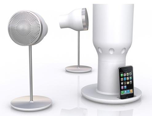 EOps i24R3 – самая стильная аудиосистема для iPhone