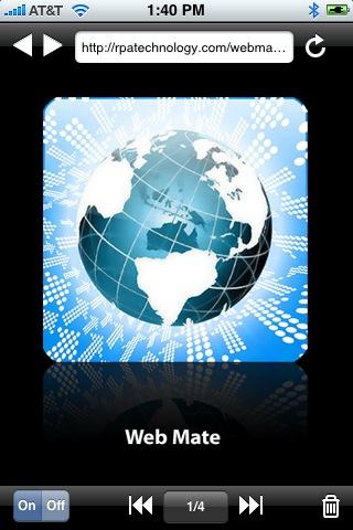 WebMate:Tabbed Browser