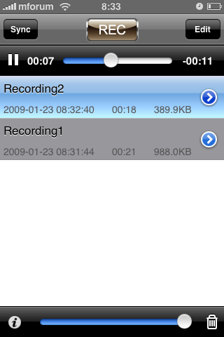 Easy Recorder
