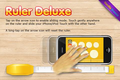 Ruler Deluxe