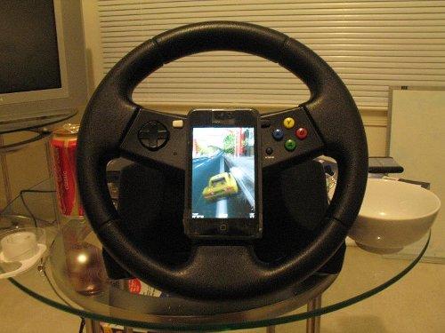 Как сделать из лего руль для телефона