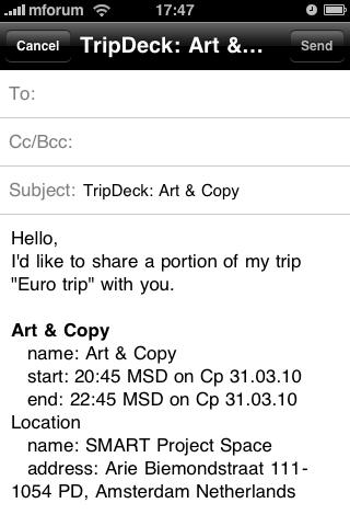 TripDeck
