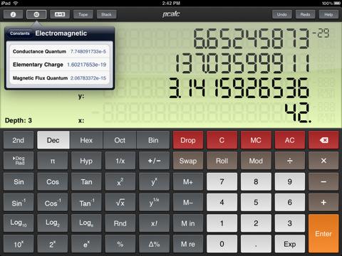 PCalc RPN Calculator