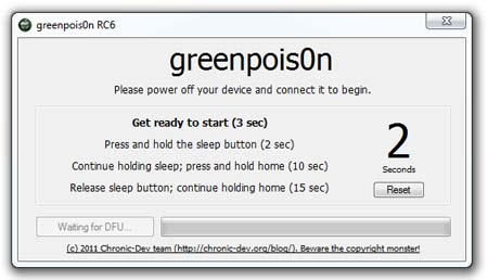 GreenPosi0n 4.2.1 FAQ