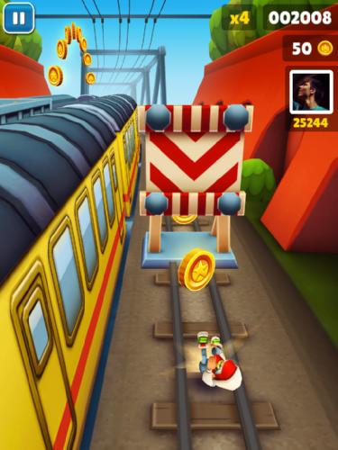 Игра Где Надо Прыгать По Поездам И Собирать …